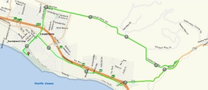 The 9-Mile Bike Course: Challenging, Beatiful, Fun